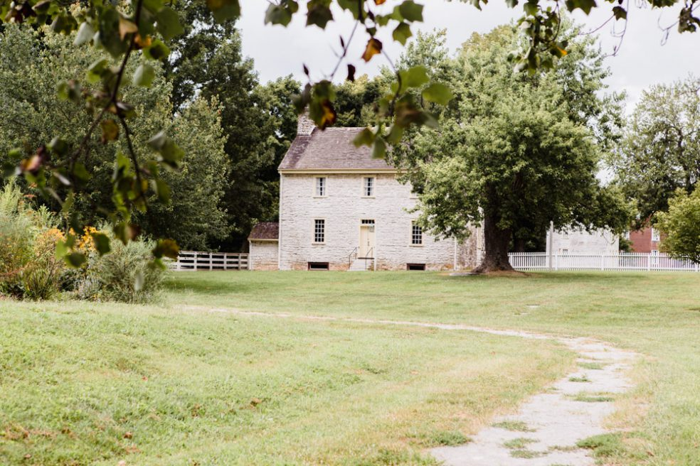 Kentucky: Shaker Village